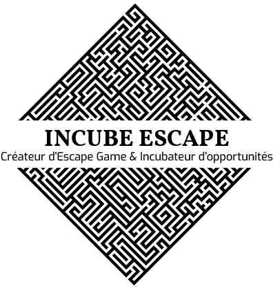 logo conception escape game et animation séminaire
