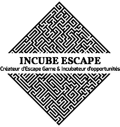 logo conception escape game et animation séminaire